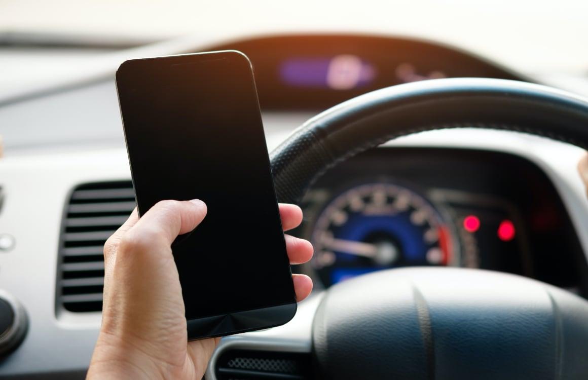Column: De smartphone heeft autorijden flink veranderd