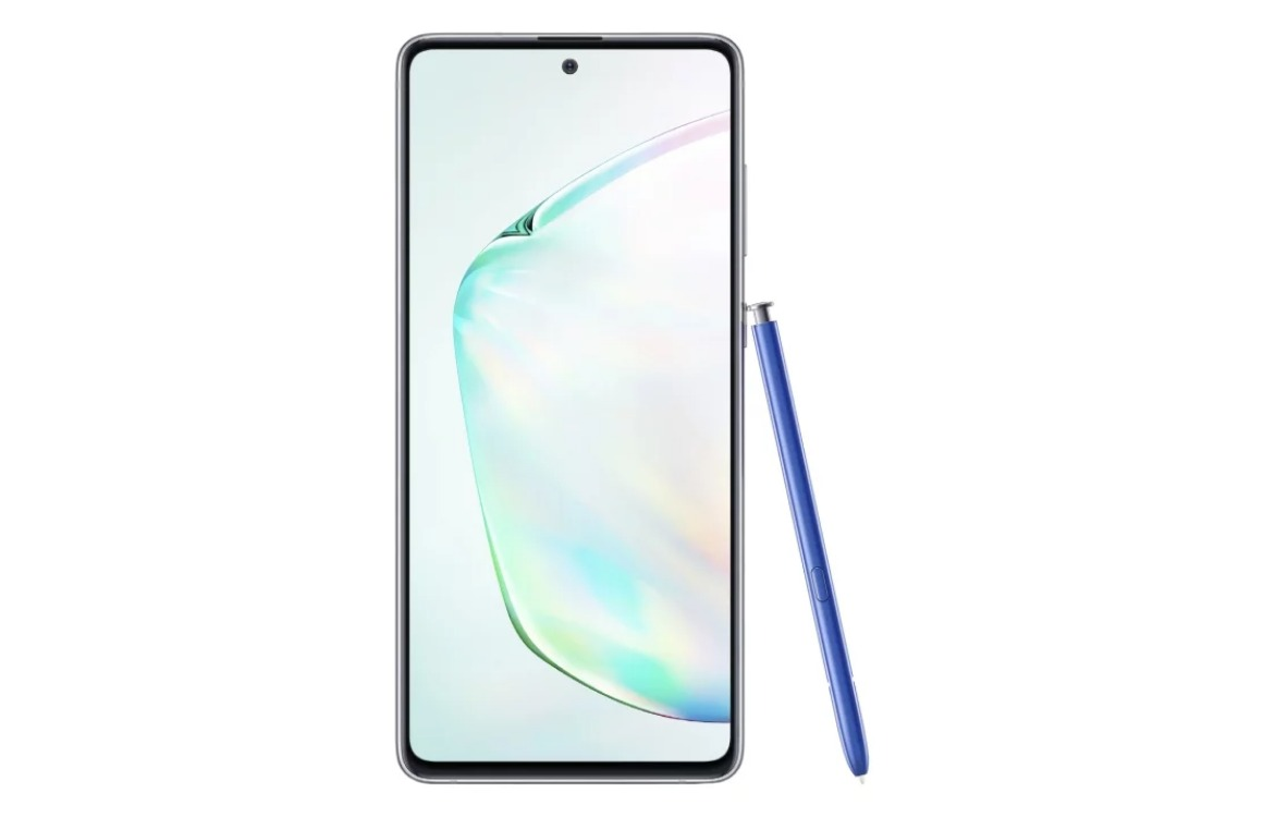 galaxy note 10 lite officieel