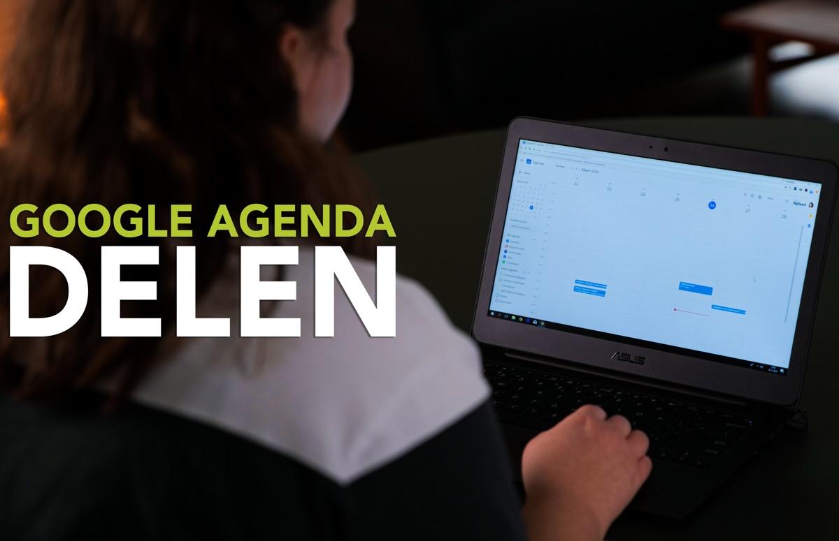 Tip: deel een Google-agenda met je partner, familie of vrienden (+ video!)