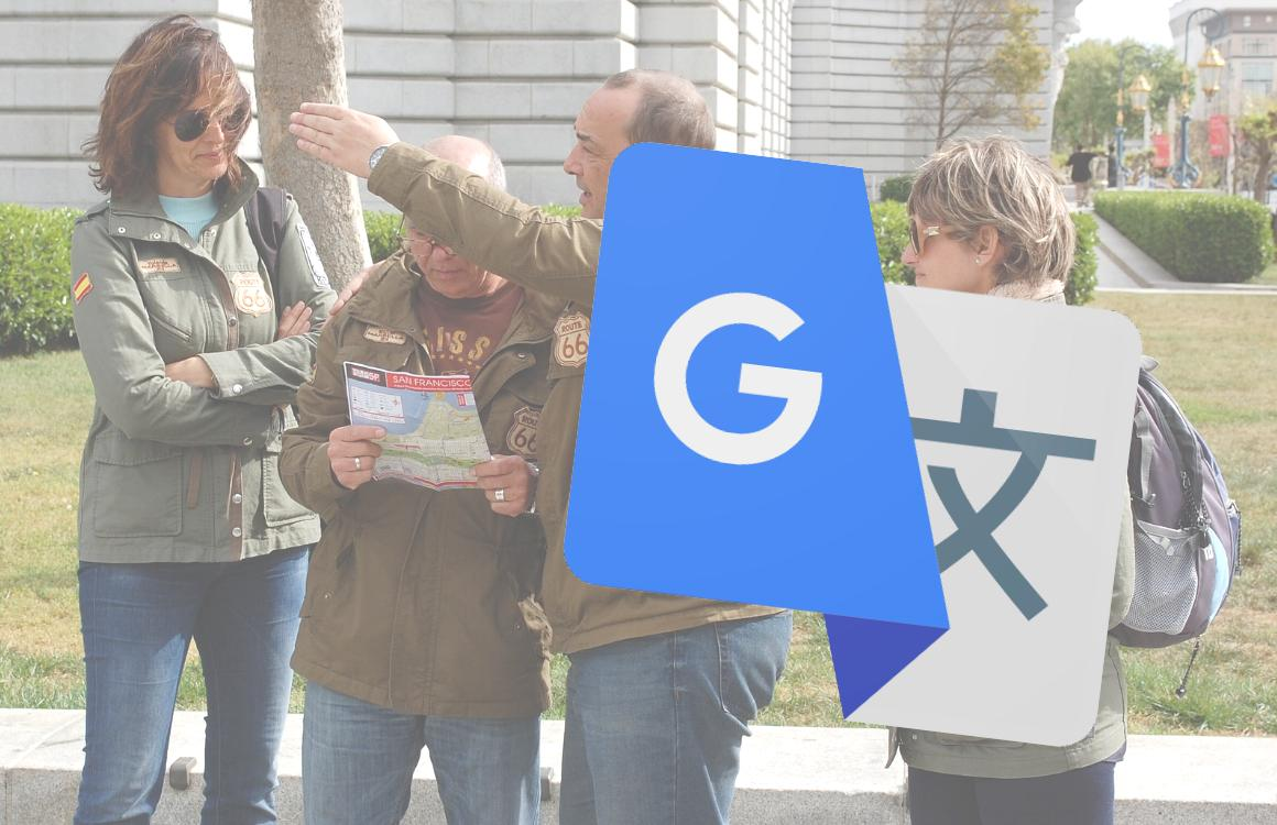 Zo gaat Google Translate in realtime spraak vertalen