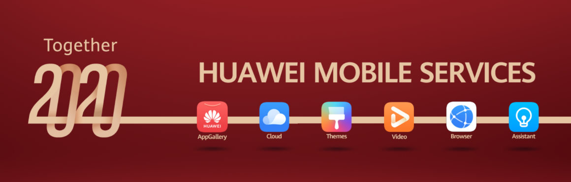 Huawei Mobile services 2020