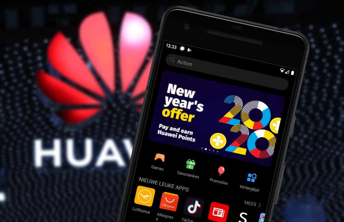 Huawei Mobile Services en AppGallery: dit moet je weten