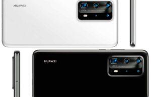Huawei P40 Pro prijzen