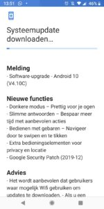nokia 7 plus android 10 nederland
