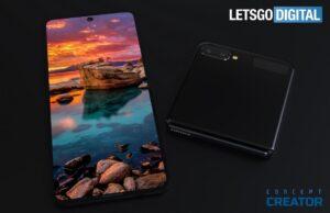 Samsung Galaxy Fold 2-concept