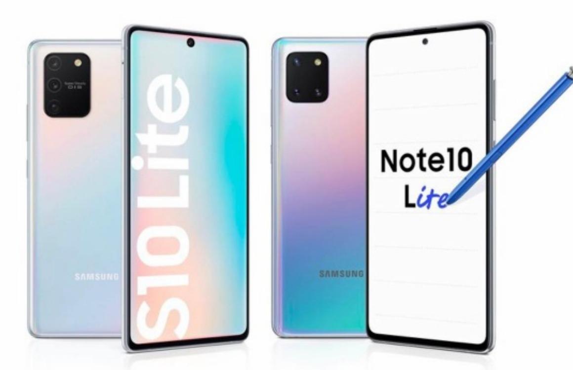 Maandelijkse beveiligingsupdates voor Samsung Galaxy S10 Lite en Note 10 Lite