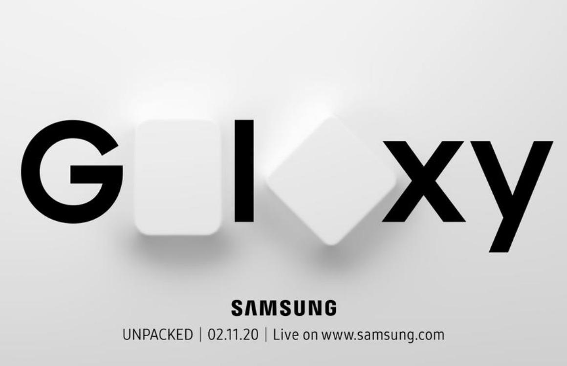 Officieel: Samsung kondigt Galaxy S11/S20 aan op 11 februari