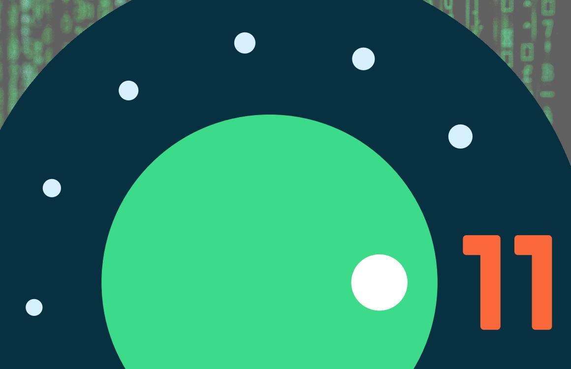 'Android 11 bevat aparte vensters voor notificaties en snelle instellingen'