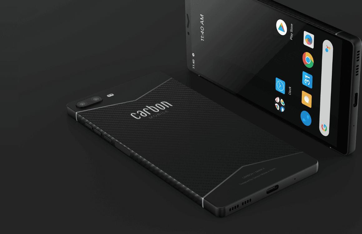 Carbon Mobile MK II