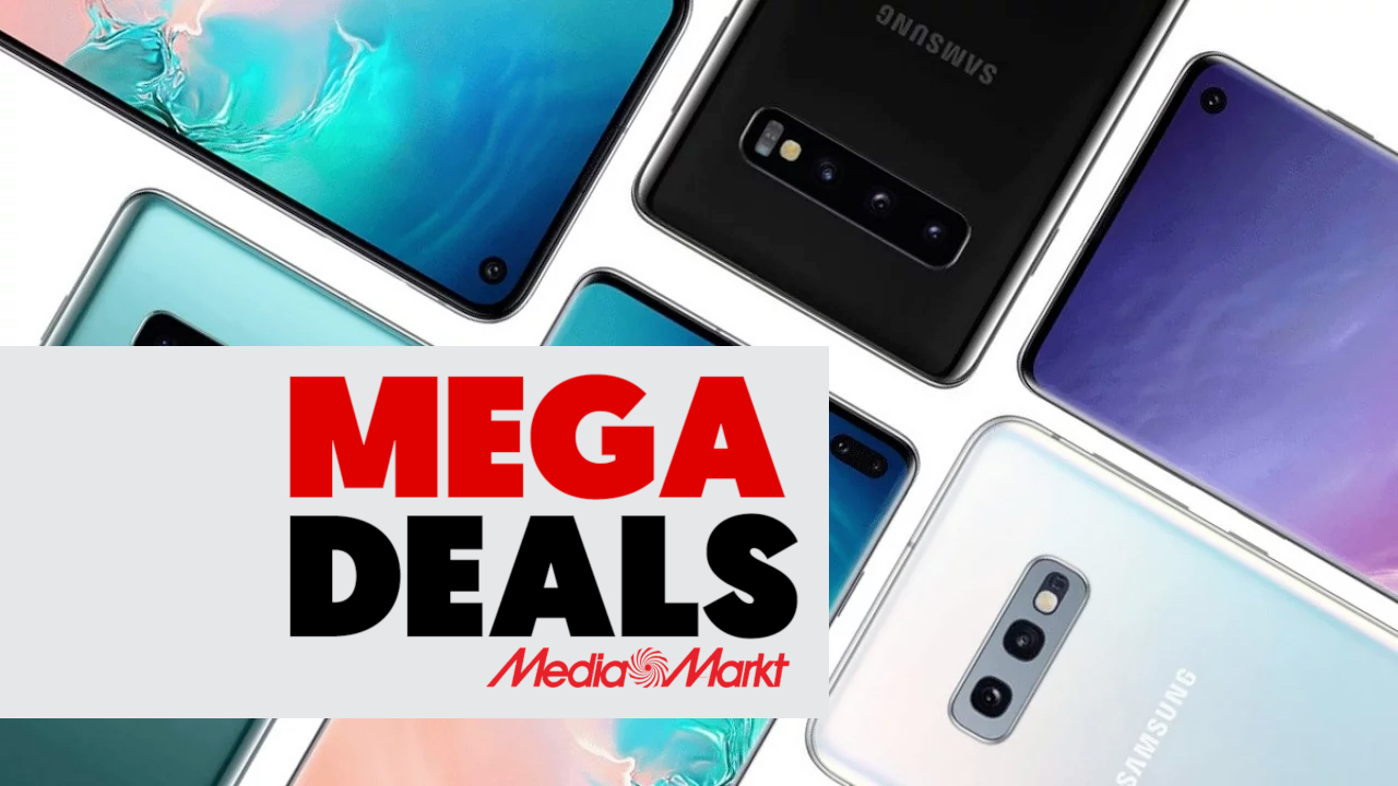 Samsung Mega Deals bij MediaMarkt! Dit zijn de beste aanbiedingen (ADV)