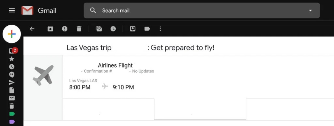 gmail smartmail kaart