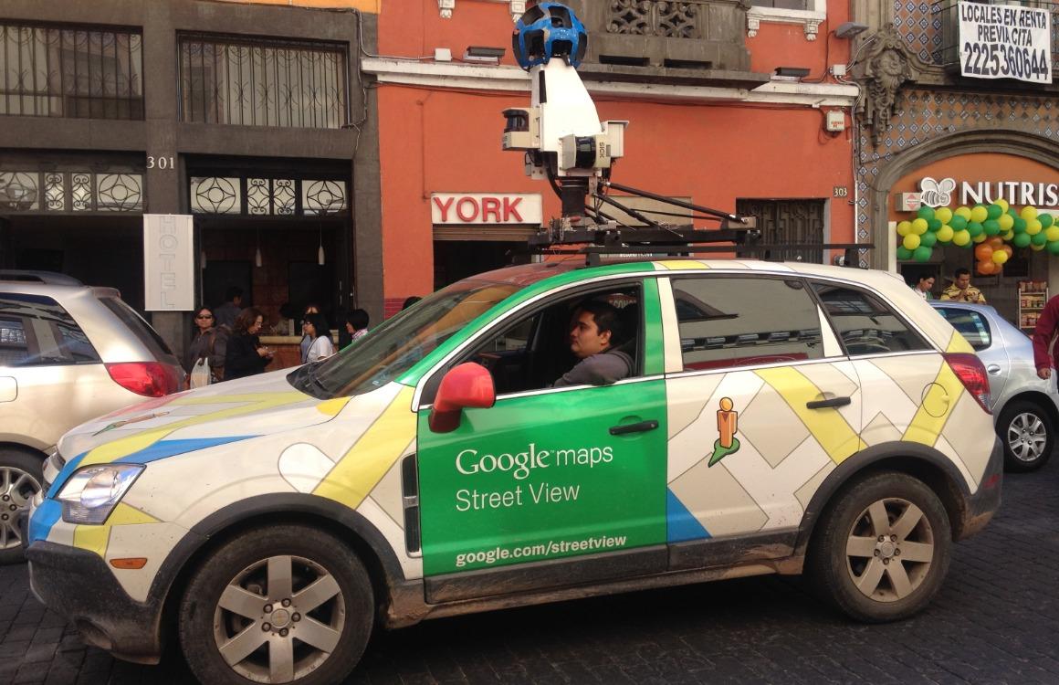 google maps geschiedenis 2