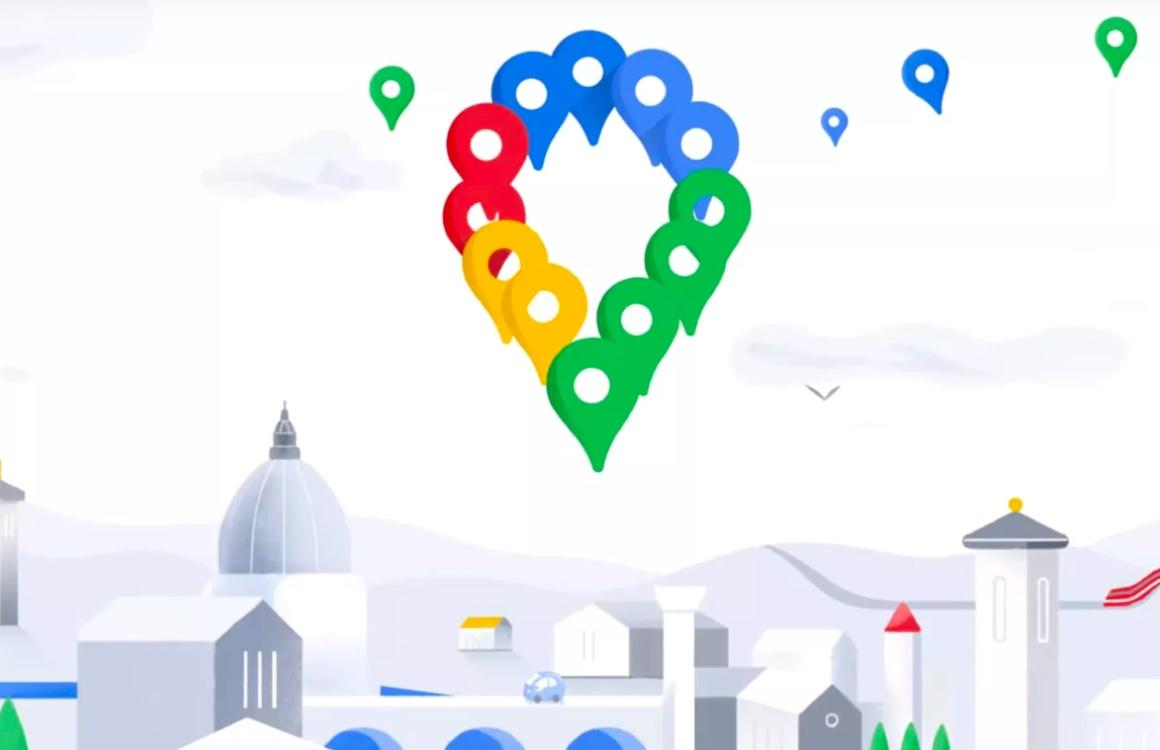 Google Maps krijgt make-over: nieuw app-icoontje, functies en meer