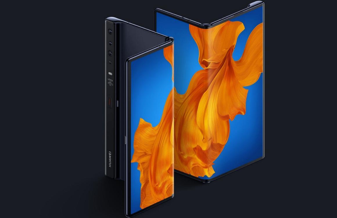 Huawei Mate Xs officieel: opvouwbare smartphone verschijnt voor 2499 euro