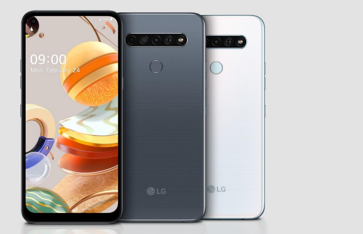 LG K 2020-serie officieel: veel camera's, grote accu's en fraai design