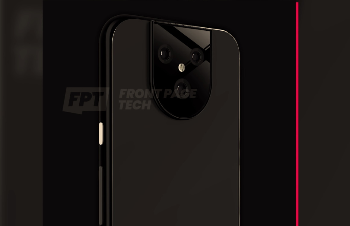 Render van prototype Pixel 5 XL toont opvallend camera-ontwerp