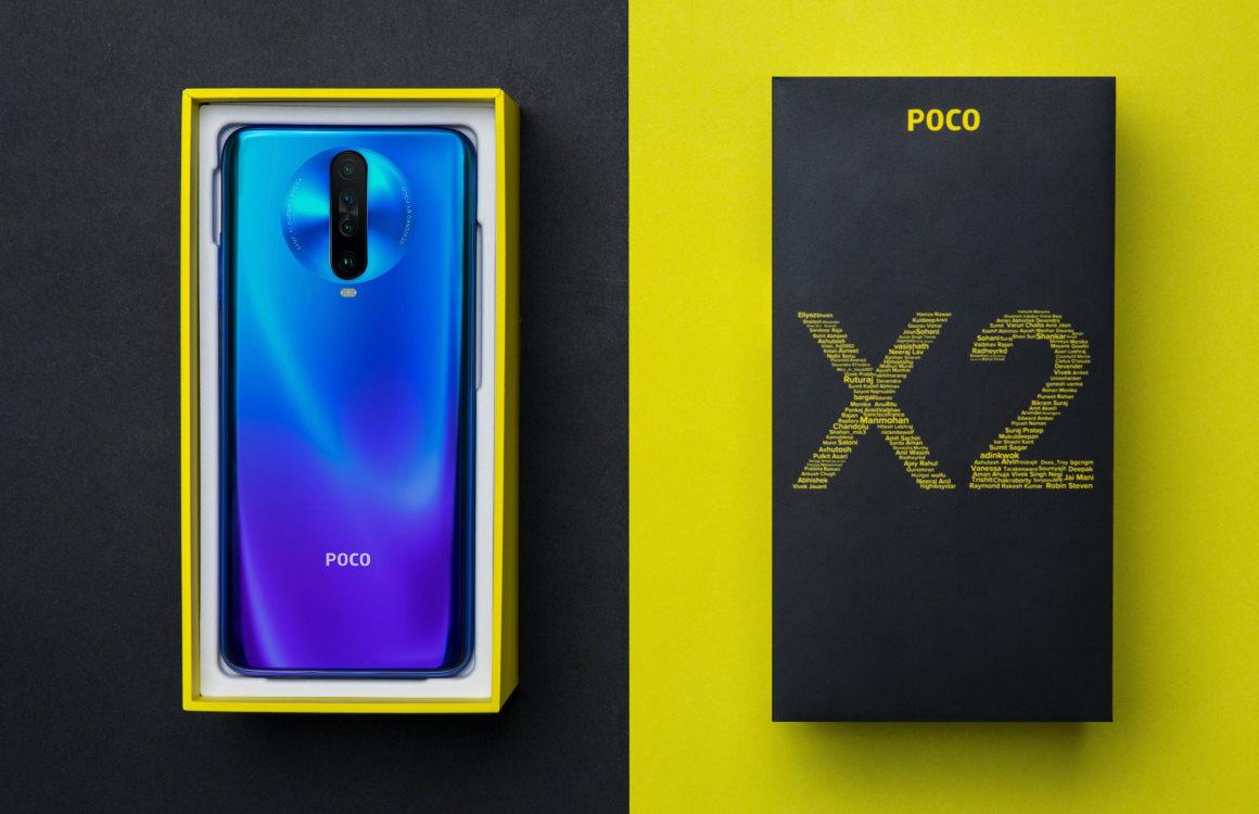 Poco X2 met 120Hz-scherm officieel: dit zijn de specificaties