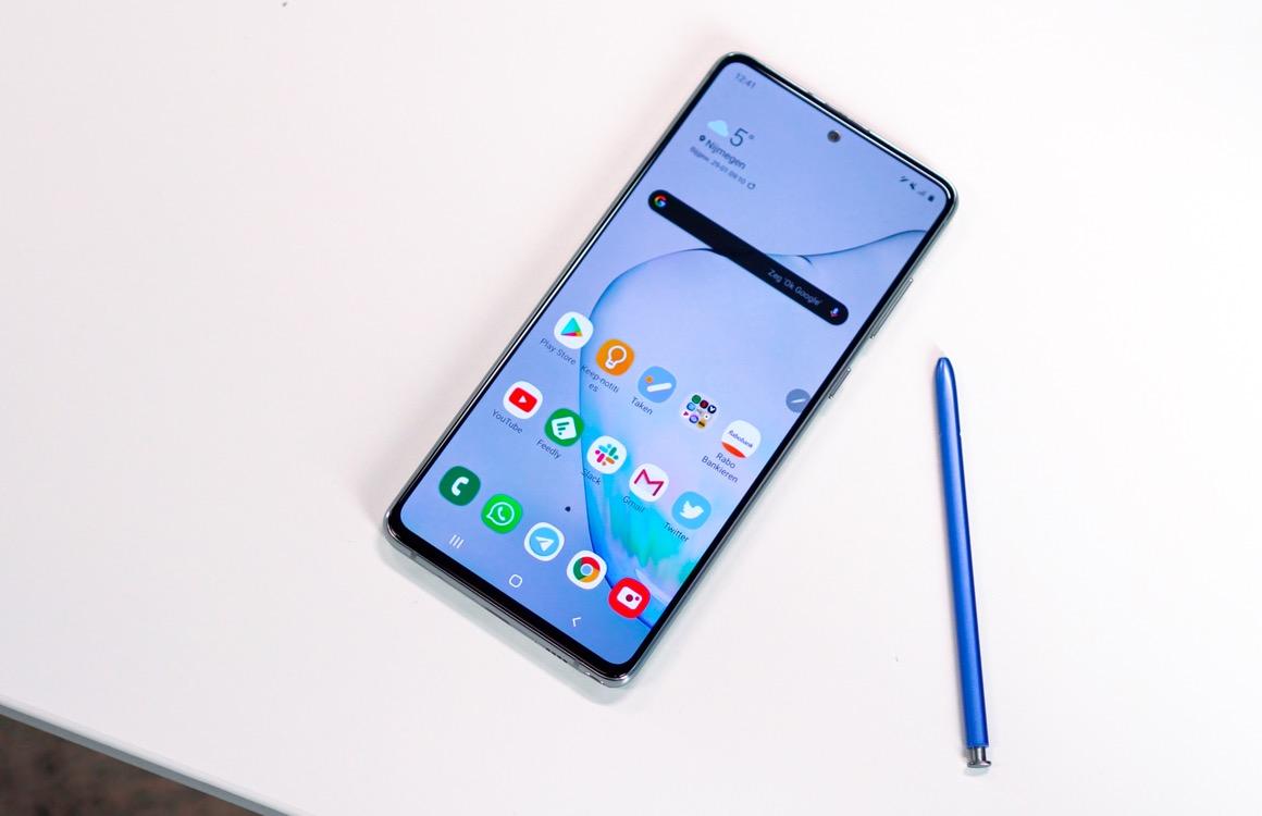 5 verwachtingen voor het grote Samsung Galaxy Note 20-evenement