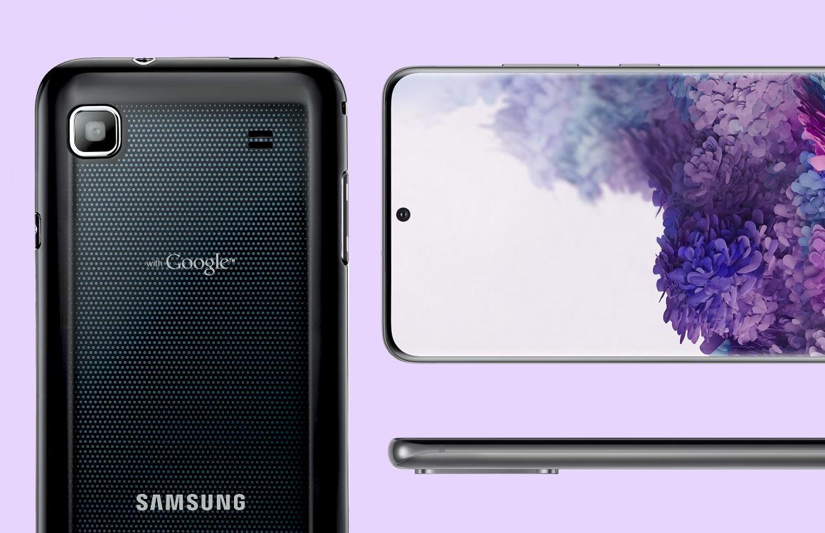 Van Galaxy S naar S20: een terugblik op Samsung's successerie