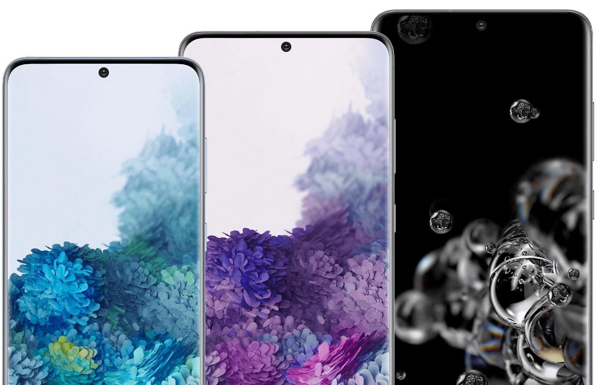 Samsung onthult Galaxy S20, S20 Plus en S20 Ultra: alles wat je moet weten