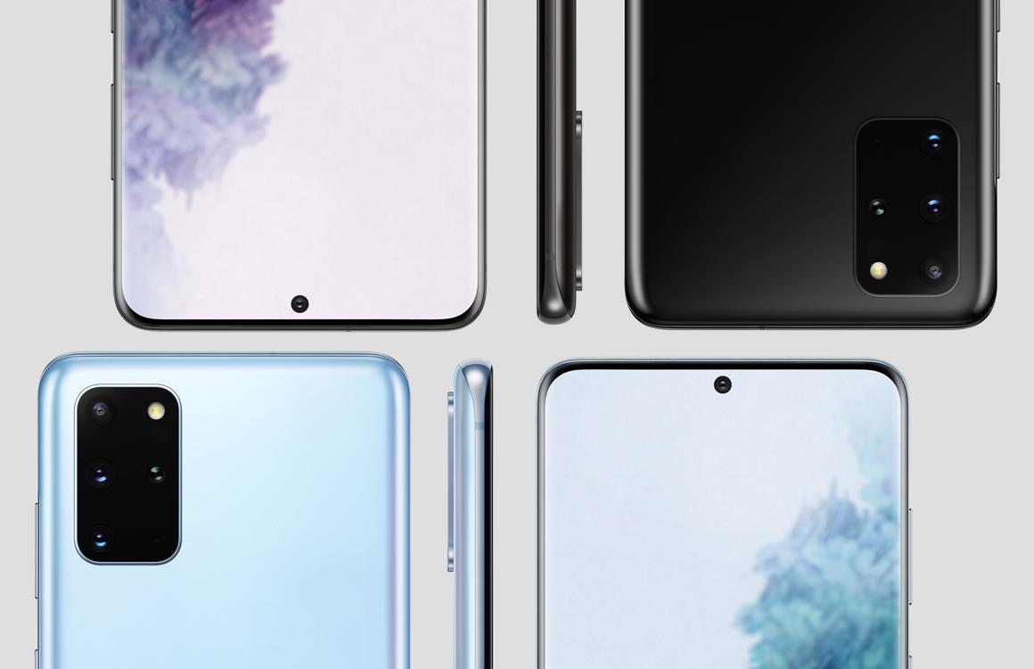'Samsung Galaxy S20 Ultra wordt met 45 Watt-snellader geleverd'