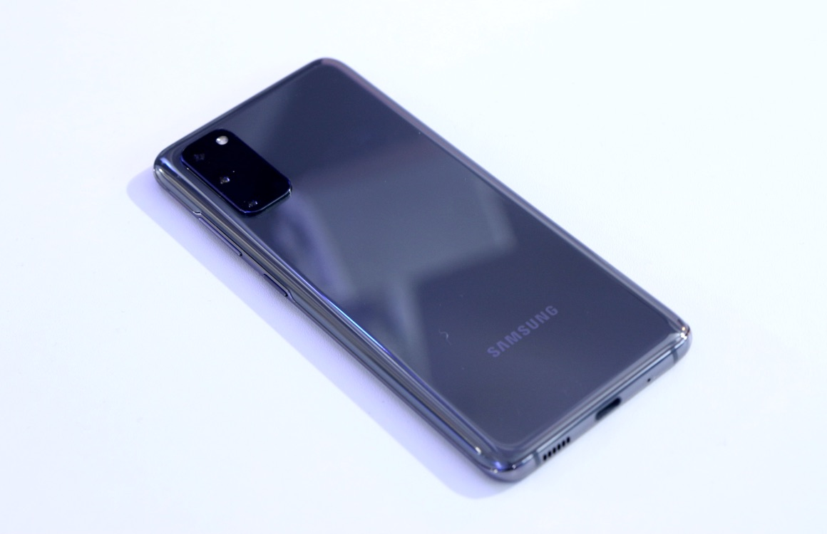 samsung galaxy s20 preview