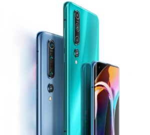 Xiaomi Mi 10 en Mi 10 Pro