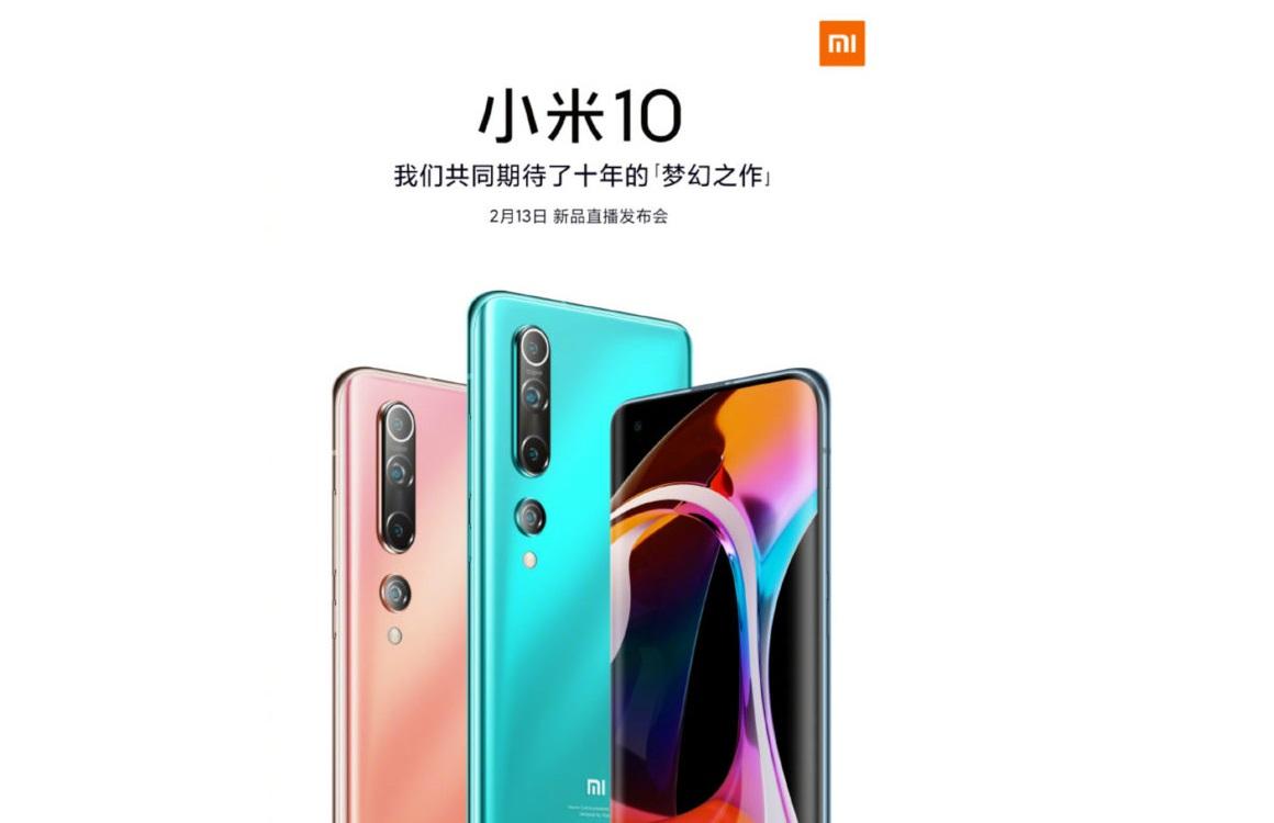 Xiaomi Mi 10 in aantocht: 5 dingen die we al weten