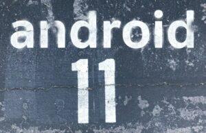 android 11 wensen