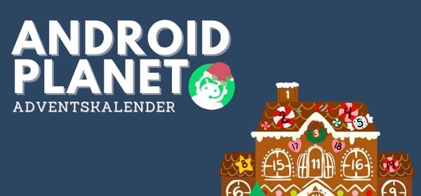 Android Planet-adventskalender: doe mee!