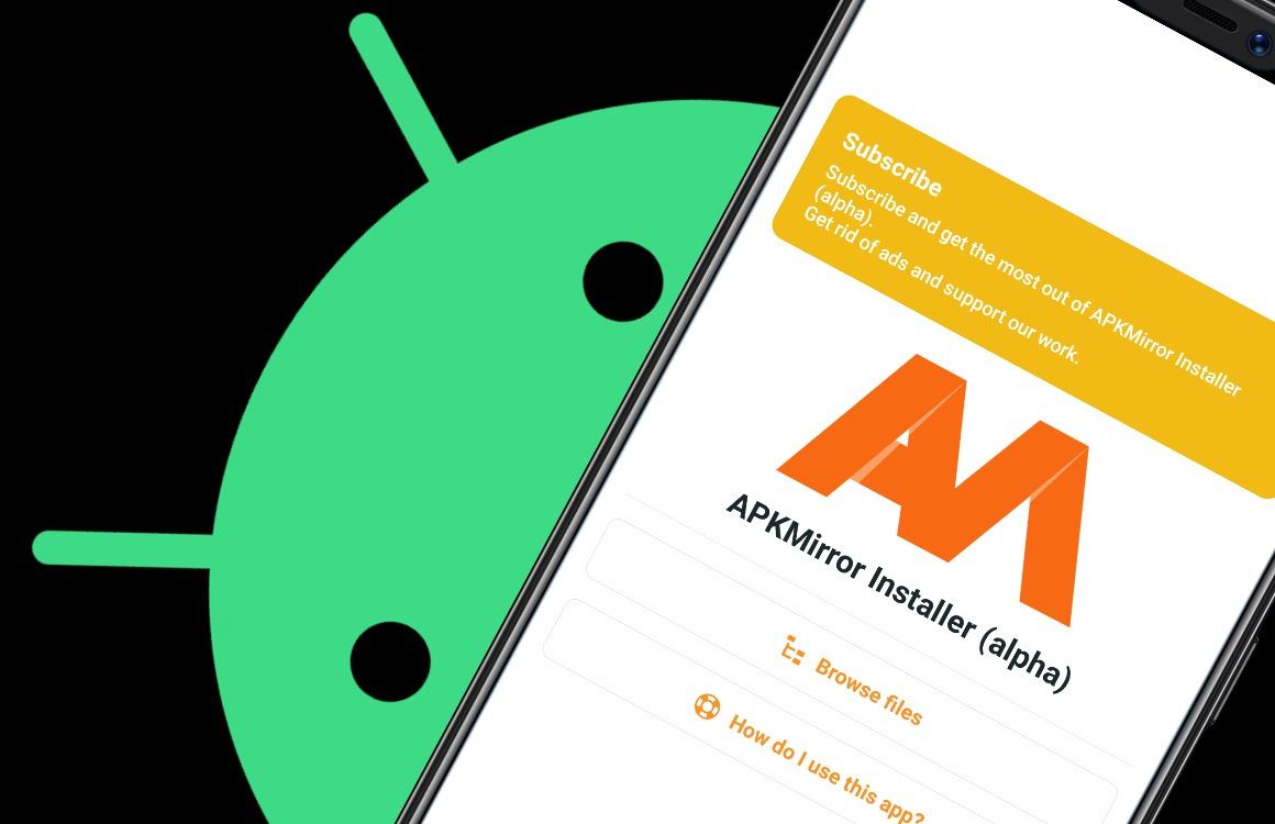 Populaire downloadwebsite APK Mirror brengt eigen Android-app uit
