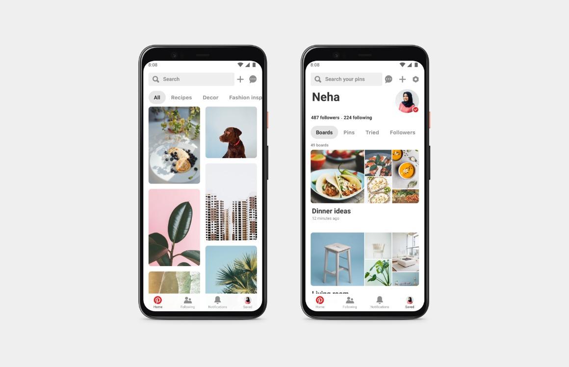 beste android apps van de week pinterest lite