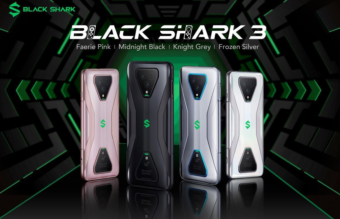 Black Shark 3 (Pro)