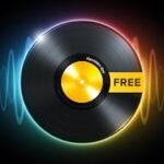Djay free logo