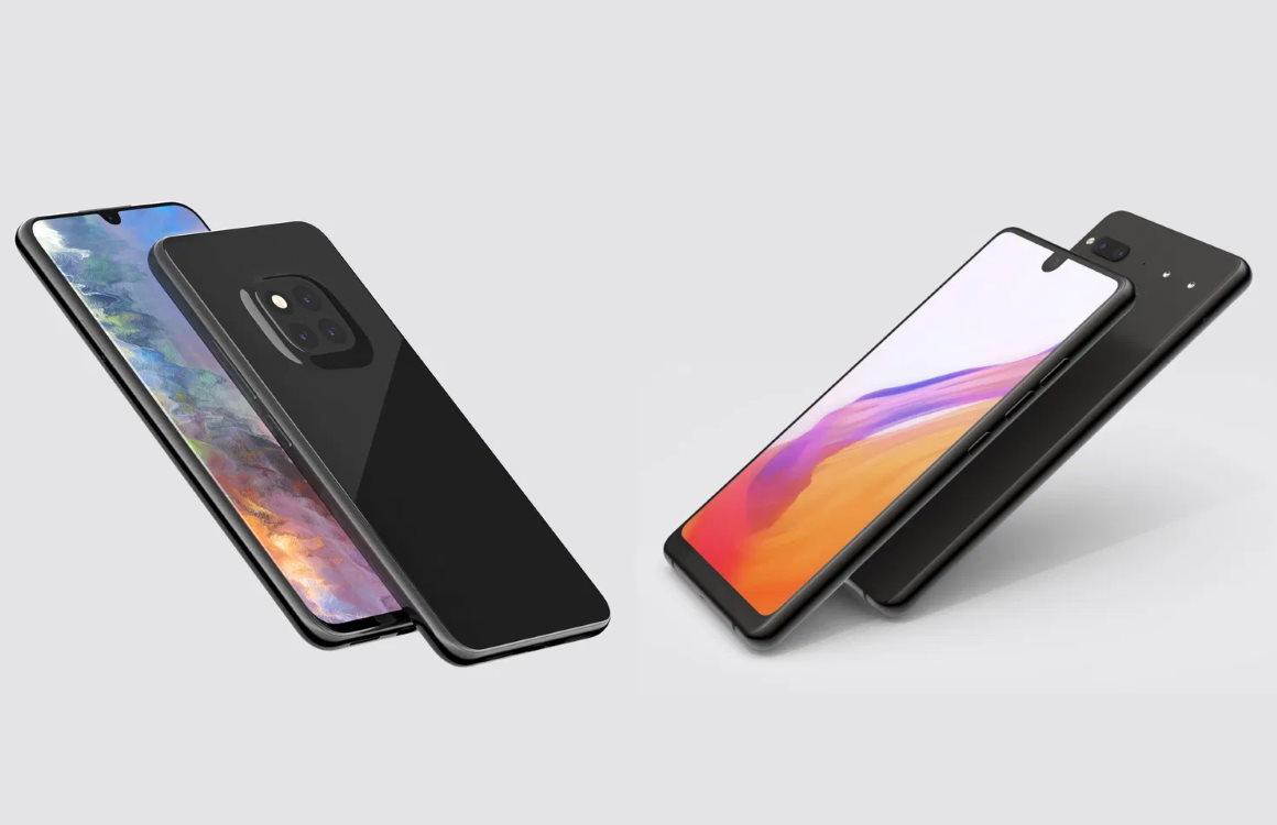 Ontwerper van Essential Phone toont nooit uitgebrachte toestellen
