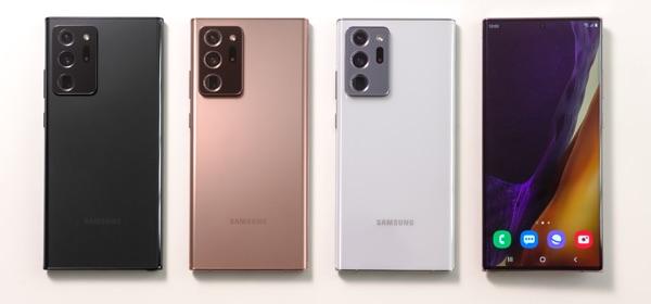 Dit is de nieuwe Samsung Galaxy Note 20 (Ultra)