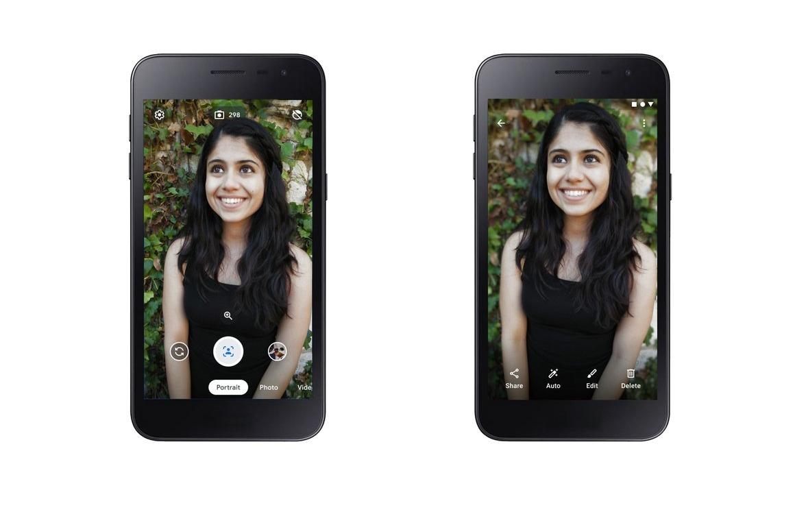 Google brengt lichtgewicht Camera-app uit voor goedkope Android Go-smartphones