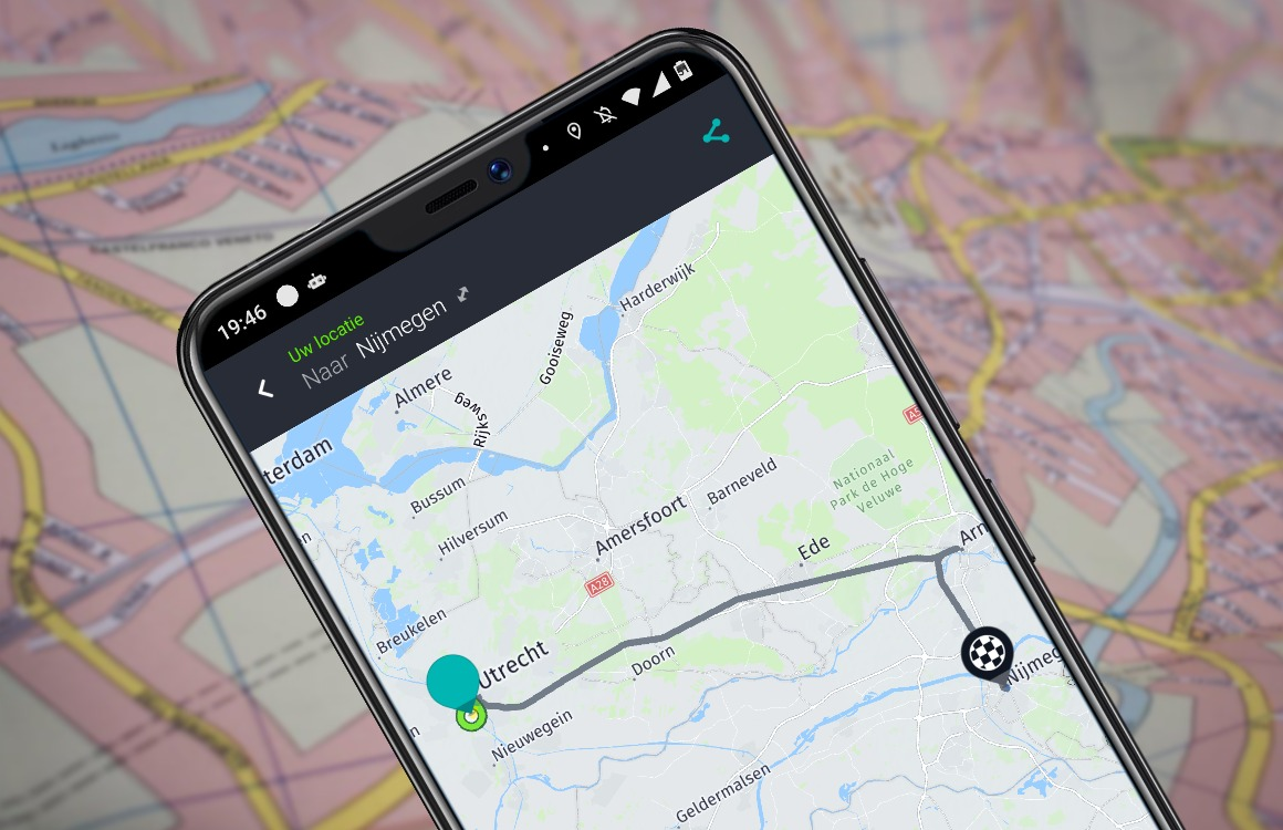Van A naar B zonder Google Maps: 3 alternatieven op een rij