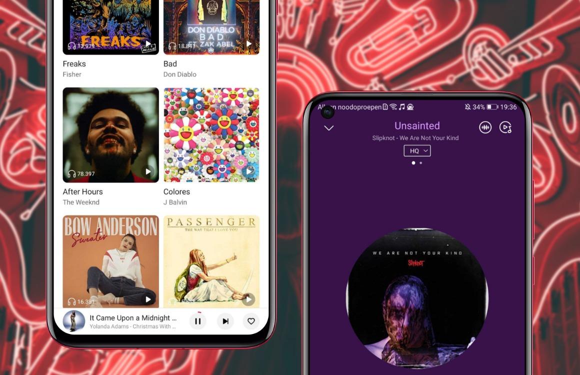 Huawei brengt Spotify-concurrent uit in Nederland: dit moet je weten