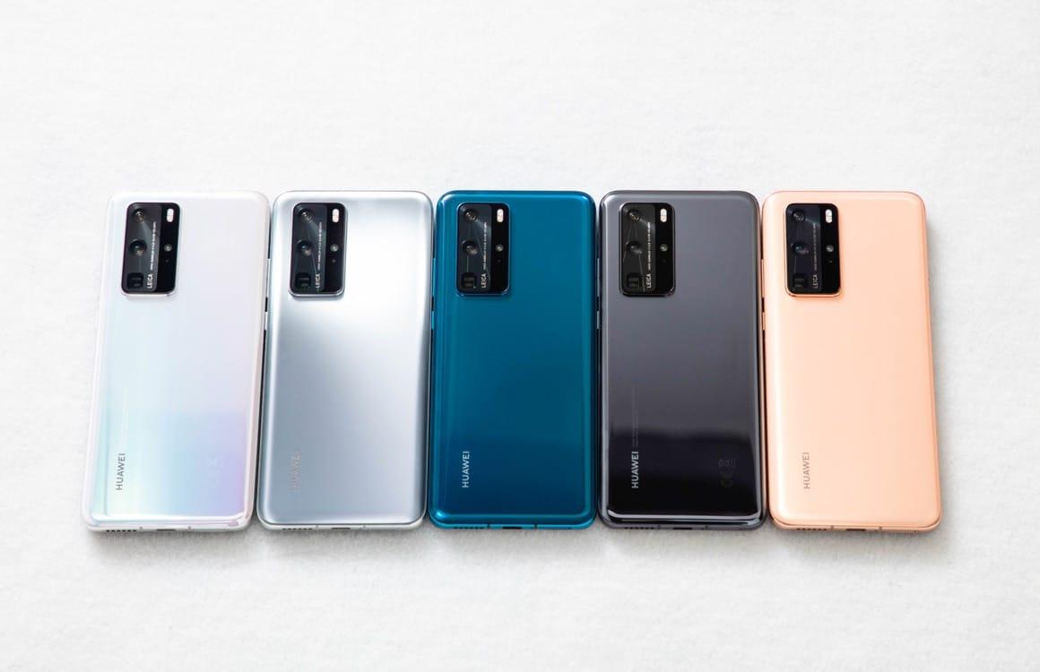 Huawei P40 en P40 Pro nu te koop in Nederland: check hier alle deals