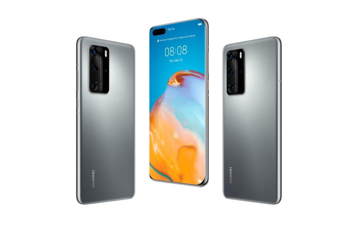 'Huawei P40 en P40 Pro-specificaties bekend: dit zijn de verschillen'