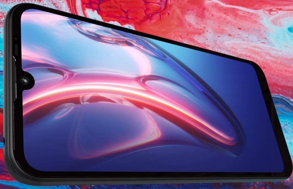 'Betaalbare Motorola Moto E7 Plus krijgt enorme accu en dubbele camera'
