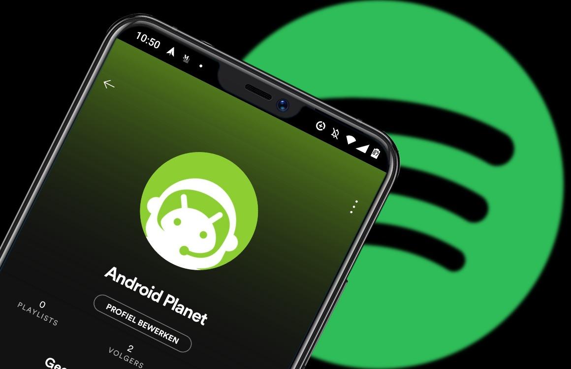 Tip: Profielfoto en naam op Spotify veranderen