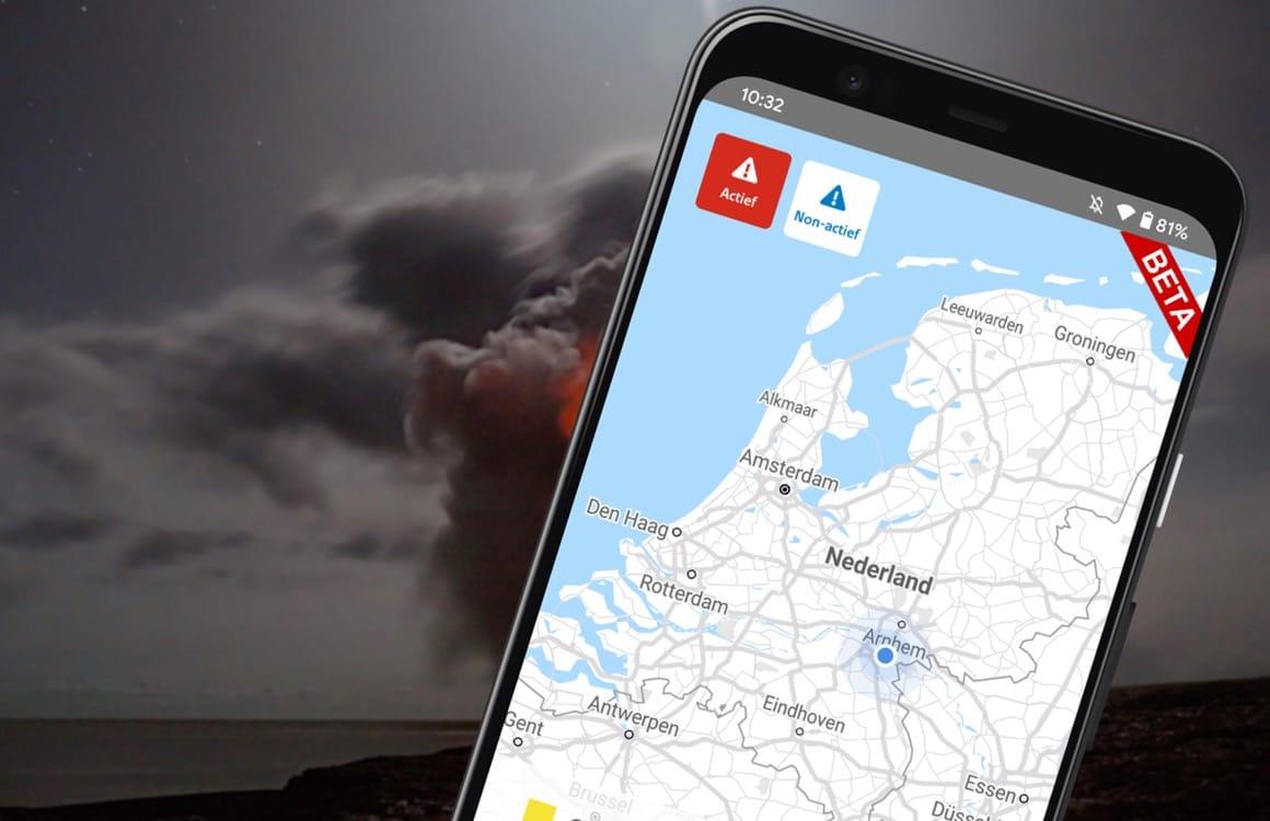 Overheid adviseert om NL Alert-app te verwijderen vanwege datalek
