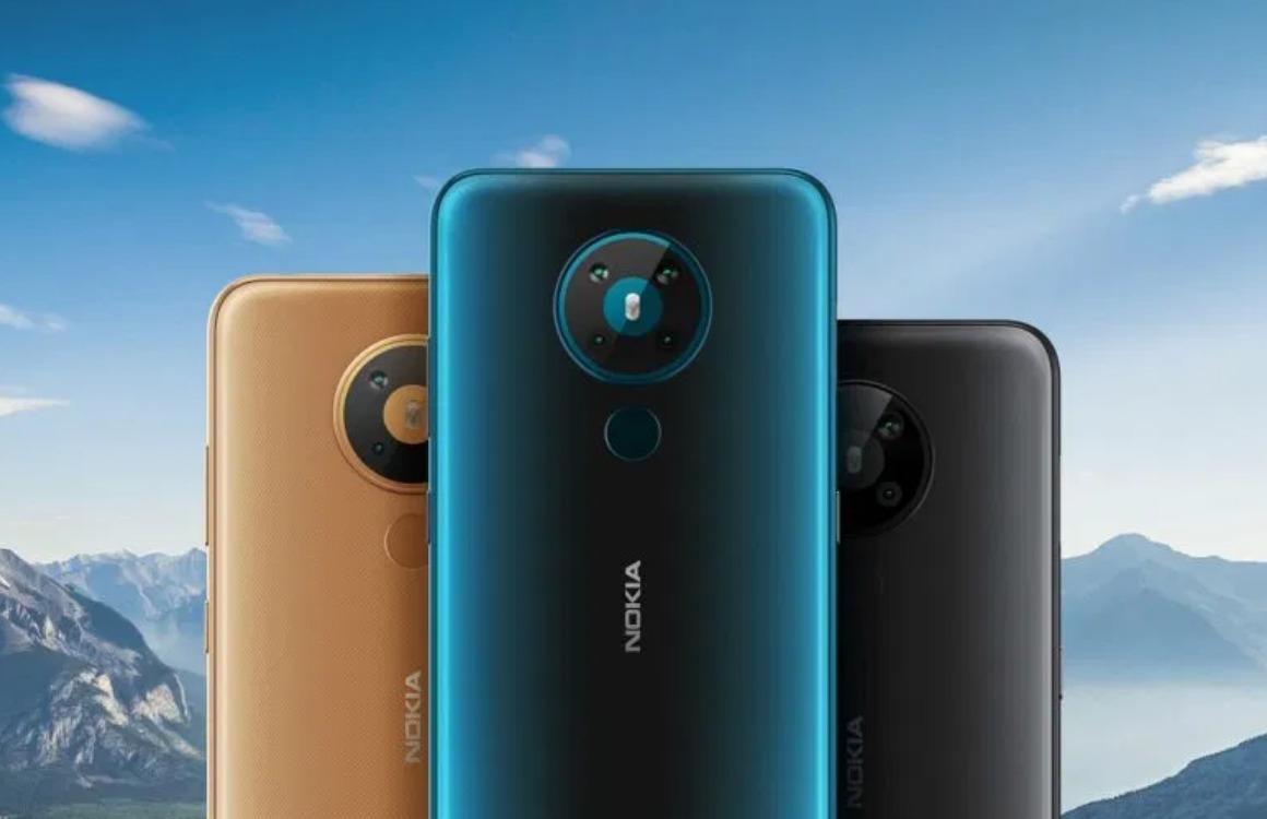 Nokia 5.3 met fors scherm en Android One nu verkrijgbaar voor 199 euro