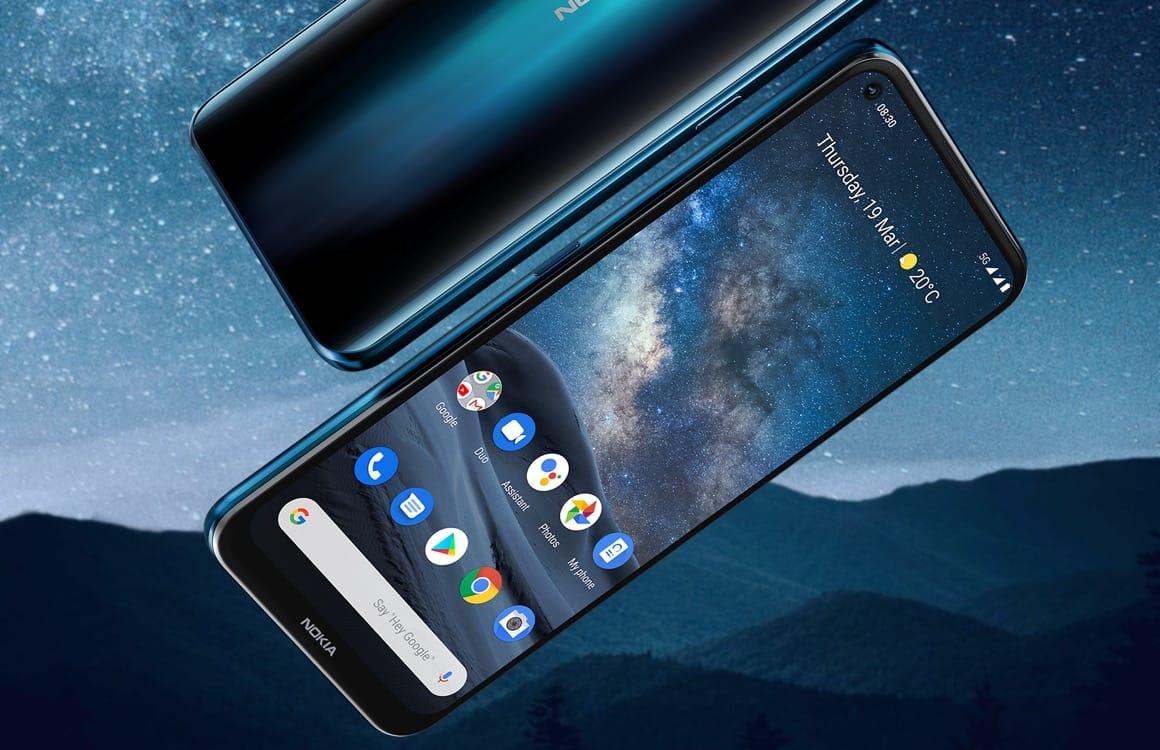 Nokia 8.3 5G, 5.3 en 1.3 officieel: alles over de nieuwe Nokia-telefoons