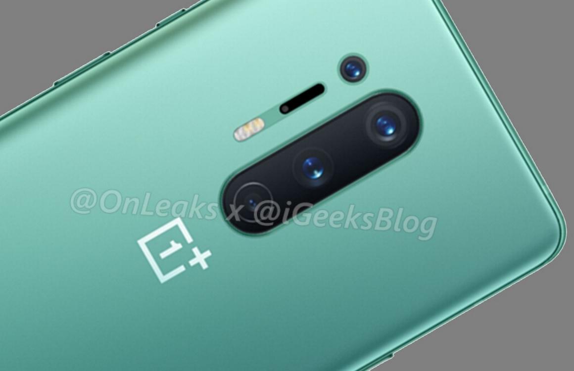 'Dit is de OnePlus 8 Pro in nieuwe groene kleur'