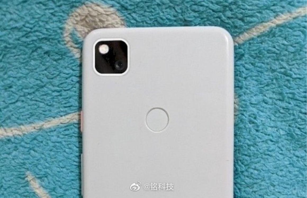 'Dit jaar geen Google Pixel 5 XL, maar wel Pixel 5, 4a en 4a 5G'