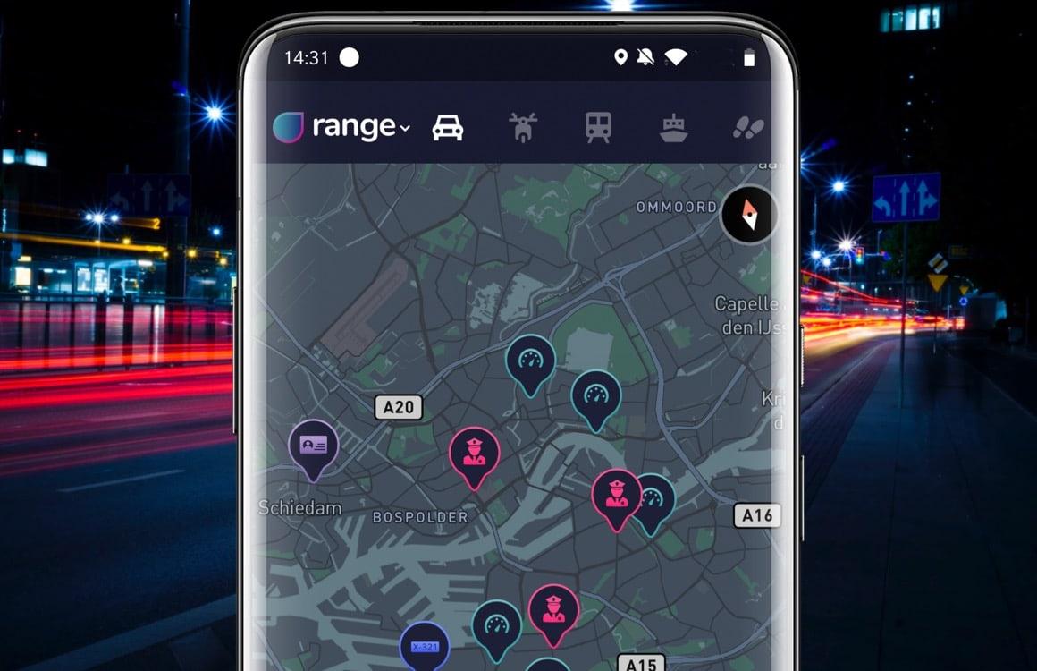 Deze populaire Nederlandse app helpt politiecontroles te omzeilen