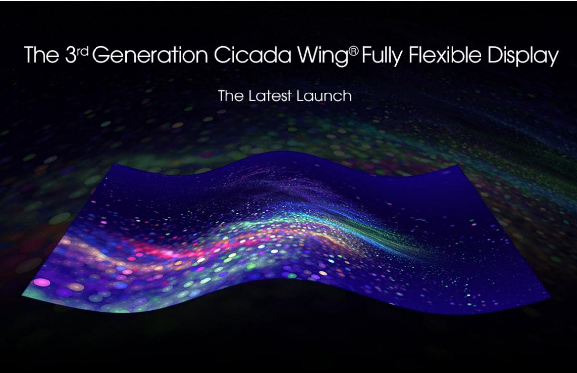 Royole FlexPai 2 officieel: opvouwbaar scherm van de volgende generatie